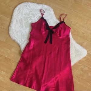 Other - Red slip dress or nightgown
